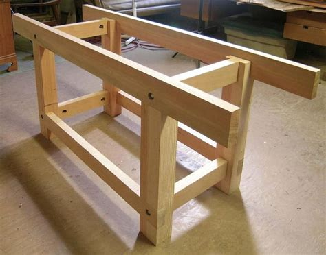 workshop bench plans 25 best ideas about workbench plans on pinterest