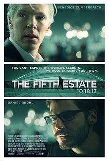 the fifth estate (film) wikipedia
