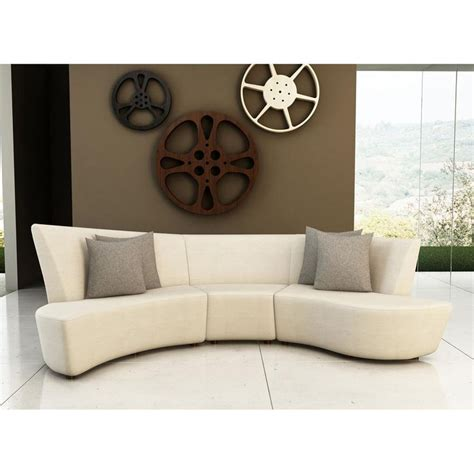 92 Best Images About Curved Sofa On Pinterest Curved Contemporary Curved Sectional Sofa