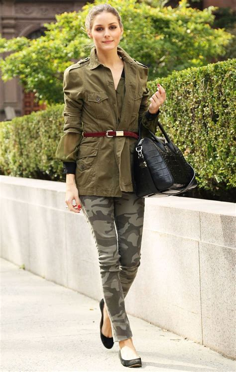Army Look 6 chic ways to wear camouflage glam radar