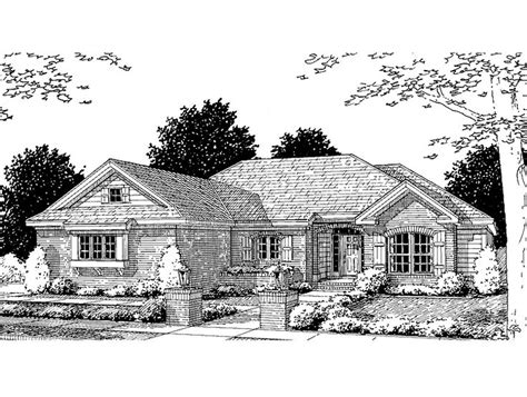 eplans french country house plan expansive master suite 1579 best house plans images on pinterest master suite