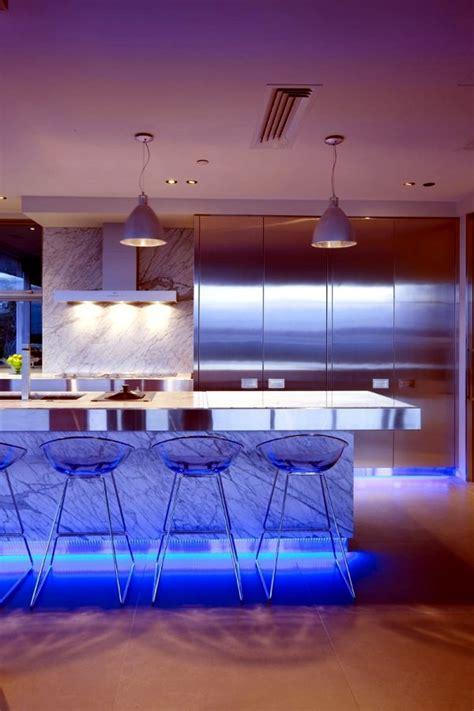 ideas  led kitchen lighting   change
