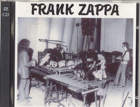 studio zappa frank zappa 1974 05 08 live in edinboro