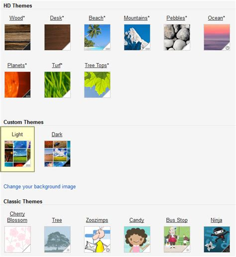 gmail themes download 2012 how to add a custom photo background to gmail ghacks