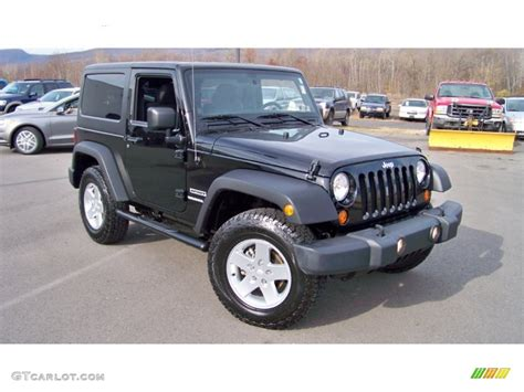 jeep black 2012 black 2012 jeep wrangler sport s 4x4 exterior photo