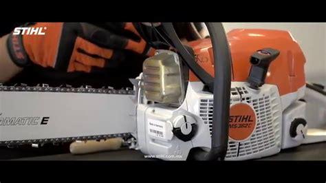 cadenas motosierra diamante afilado correcto de cadenas stihl youtube