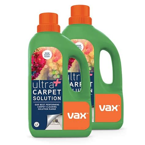vax ultra carpet and upholstery cleaning solution buy vax ultra carpet cleaning solution 1 5l vax co uk