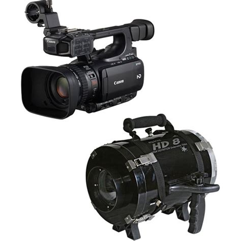 canon xf100 equinox hd8 underwater housing with canon xf100 hd