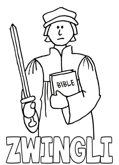 bible coloring pages for middle school 16 best hervormingsdag kleurplaten images on pinterest
