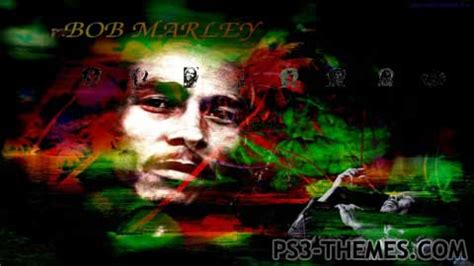 nokia themes bob marley ps3 themes 187 bob marley theme v3 0