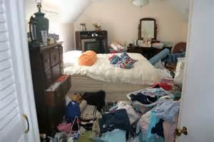Cluttered Bedroom the big sleep company home of a sleep with