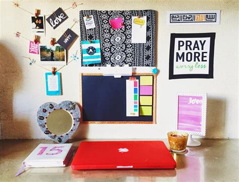 Desk Decor Diy Diy Desk Decor An Everyday Affair