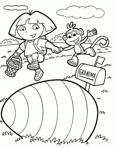 easter coloring pages nick jr 67 best nick jr coloring pages images on pinterest