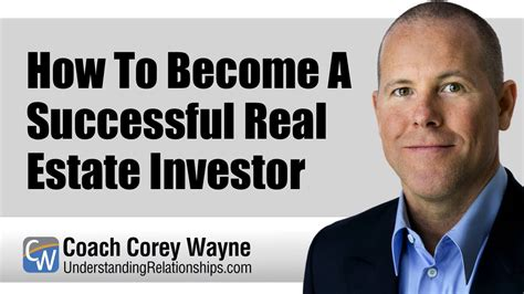 how to become a successful real estate investor ed how to become a successful real estate investor