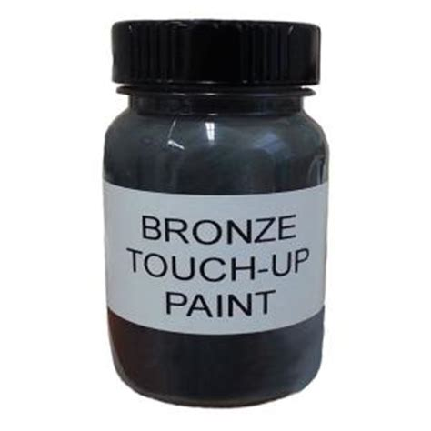 home depot car touch up paint ez handrail 1 oz bronze touch up paint for ez handrail