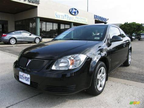 Pontiac G5 2009 by 2009 Black Pontiac G5 31080427 Gtcarlot Car Color