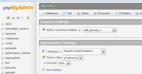 membuat database penjualan xp gogoenz sql database penjualan
