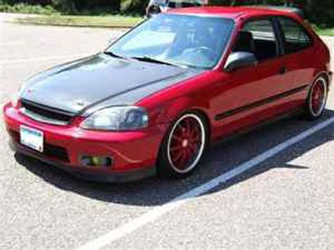 honda civic 2000 modified image gallery 2000 honda hatchback