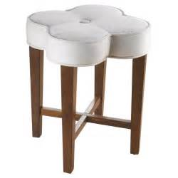 Vanity Stool For Bathroom Clover Vanity Stool Unique Chairs