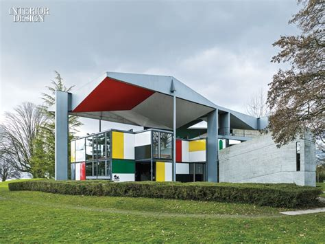 Modern Kitchen Design In India Zurich S Pavillon Le Corbusier Serves As A Monument To A