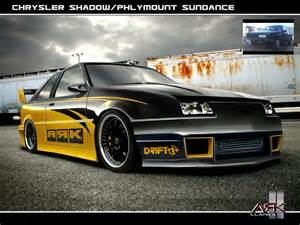 Shadow Chrysler Tuning Design By Ark Llanes Abril 2009
