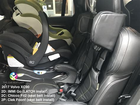 Volvo Car Seats by The Car Seat Volvo Xc90