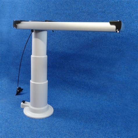 Telescoping Table Legs by Caravansplus Nuova Mapa Telescopic Table Leg 330mm To