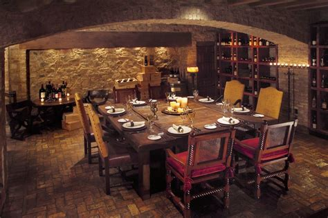 Wine Cellar Dining Room by Wine Cellar Dining Room Solid Construction