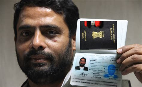Passport Criminal Record India Applicants With Aadhar Card To Get Passport Within 10 Days Without Prior