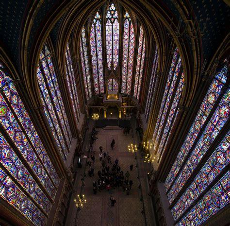 imagenes de uñas goticas las vidrieras g 243 ticas de la sainte chapelle marcan una