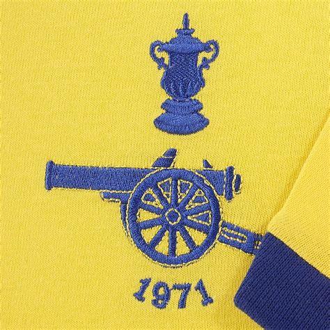 Kaos Arsenal Arsenal Signature 10 arsenal framed signed george 1971 away shirt
