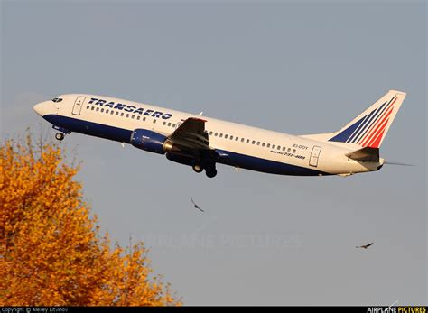 ei ddy transaero airlines boeing 737 400 at tomsk bogashevo photo id 194579 airplane