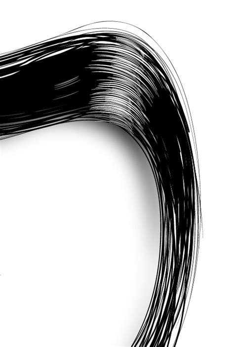tutorial vector realistic easily make shiny realistic vector hair