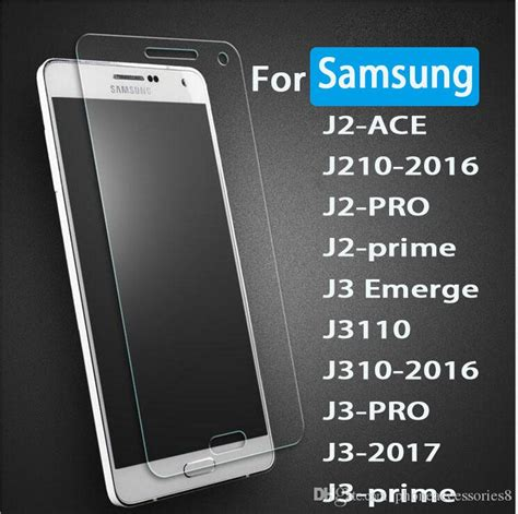 Tempered Glass Tewe Premium Samsung J210 2 5d tempered glass screen protector for samsung j2