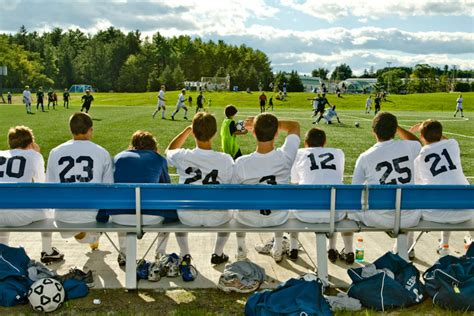 soccer team bench sports equipment infrastructure blog sport systems