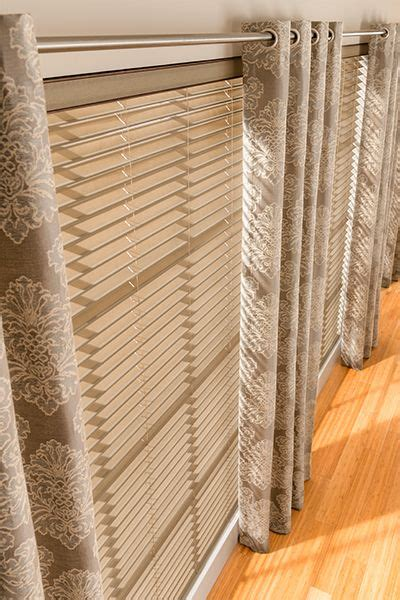 Fabric Blinds For Windows Ideas 25 Best Ideas About Large Window Treatments On Neutral Curtains For The Home