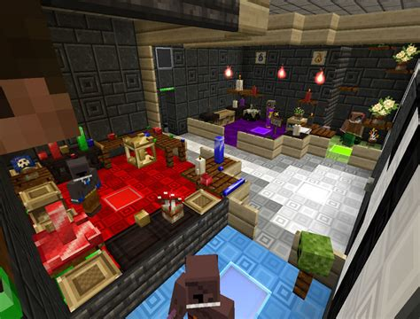 minecraft modded maps sky den a modded sky survival map with npcs and quests