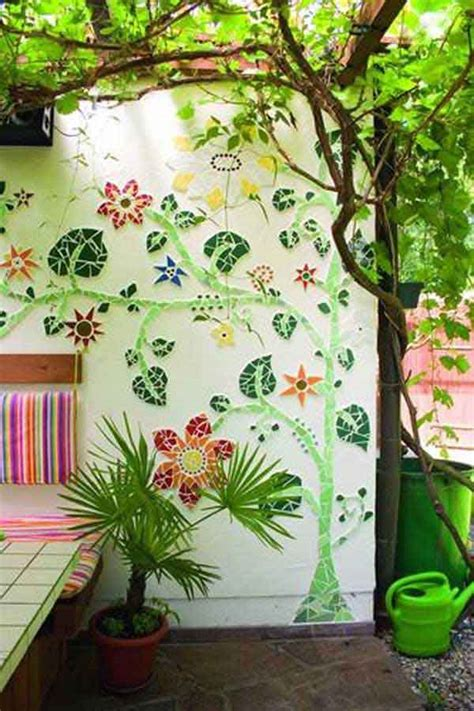 Mosaic Decorations For The Home by 30 Ingenious Wall Tree Decorations To Beautify Your Home