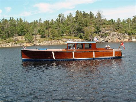wooden boat manufacturers ontario classic antique wooden boats for sale pb582 port