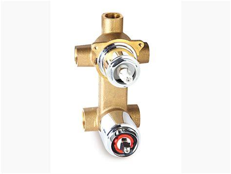 Kohler Bronze Kitchen Faucets Aqua Turbo High Flow Valve In Polished Chrome K 99924in