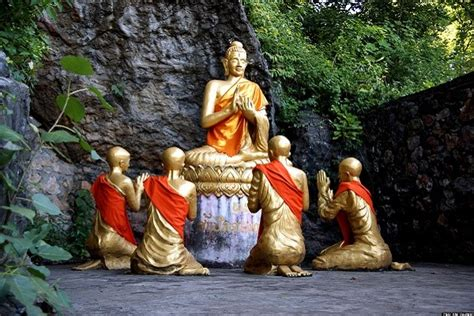 dharma day celebrates the beginning of buddhism world