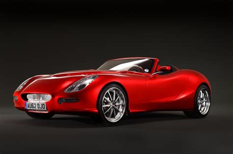 European Style Homes by Fastest Diesel Powered Sports Car Trident Iceni