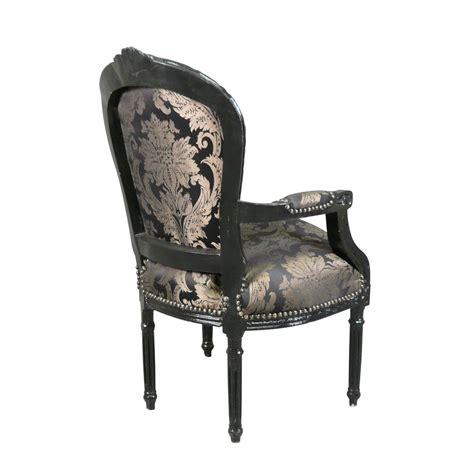 poltrona luigi poltrona luigi xvi rococ 242 nero mobili e sedie louis 16