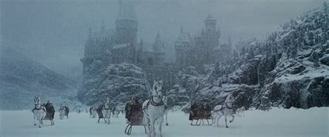 harry potter winter at hogwarts winter wallpaper www pixshark com images galleries with a bite