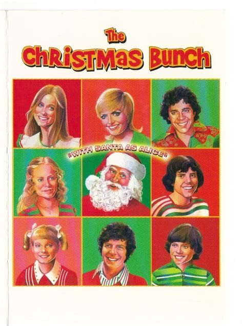The Brady Bunch Christmas Card Template Christmas Ideas 2018 Brady Bunch Card Template