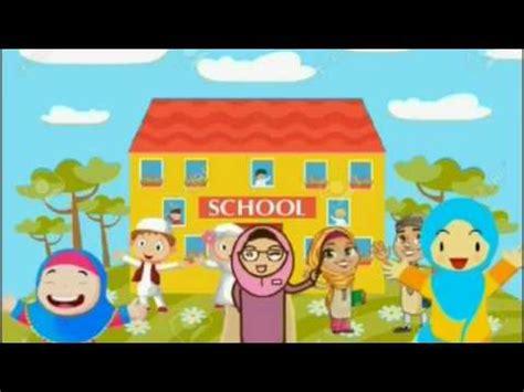 film kartun kesukaan anak film kartun anak muslim mendidik suara lonceng sekolah