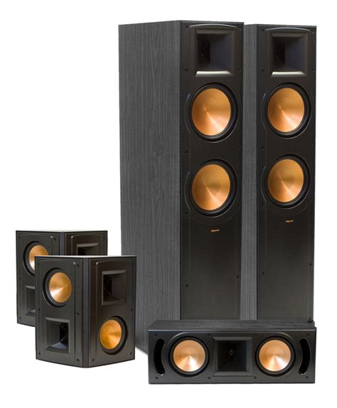 klipsch rf 82 ii home theater system