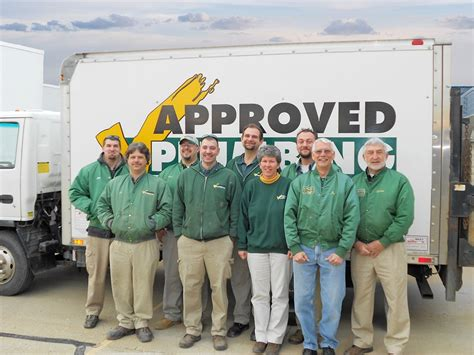 Approved Plumbing Approved Plumbing Co Broadview Heights Oh 44147
