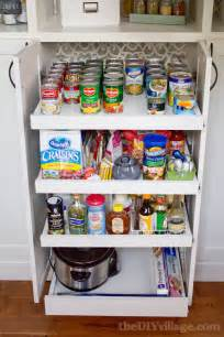 custom kitchen pantry reveal the diy
