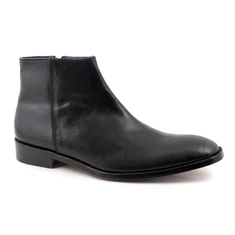 From Designer Shoes To Designer Zip Codes Newsvine Fashion 2 mens leather sole black zip up boots gucinari style
